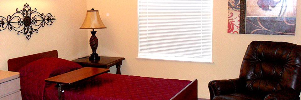 2 resident room